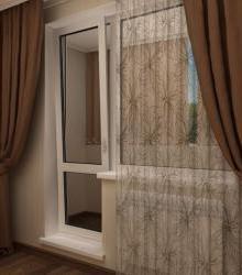 Балконные двери (Балконная группа)
