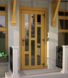 Входные двери (Входная группа)
